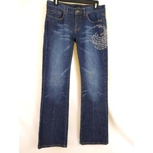The Limited Size 4 Embellished Jeans Bootcut